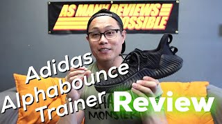 Adidas AlphaBounce Trainer Review