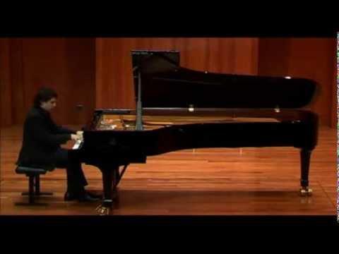 Asaf Kleinman plays Mozart - Fantasy no. 2 in C Minor, K 396