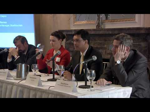 CVA, Clearing and Basel III Capital Charges - Quantifi, Capco & PRMIA Panel Debate , April 2013