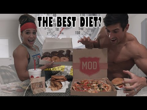 The Best Diet for Fat Loss - Scientific Data and Research - Keto - Macros - Low Fat - Low Carb