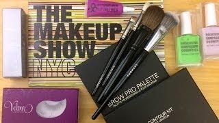 The Makeup Show NYC 2014 Haul Thumbnail