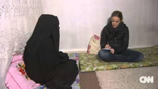 Prisoner and sex slave: ISIS bride saved her dad