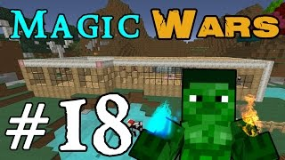 Minecraft Magic Wars - Home Extension! #18