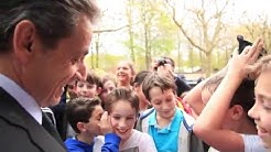 Nicolas Sarkozy à Saint-Maur-des-Fossés - 11 avril 2016