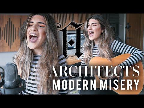 Architects - Modern Misery Cover   Christina Rotondo