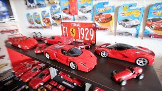 Huge 1:18 Scale Ferrari Collection - Model Car Collection