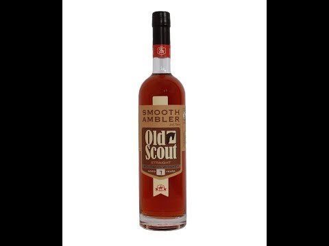 Smooth Ambler Old Scout 7 Year Old Bourbon Unboxing
