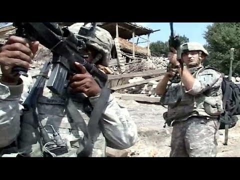 Soldiers In Korengal Valley, Afghanistan (2008 - 2010)