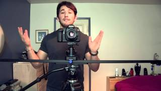 How To Use a Camera Slider - EASIEST TUTORIAL | Momentum Productions