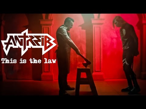 Antreib - This is the Law (Hardcore punk from Moscow)