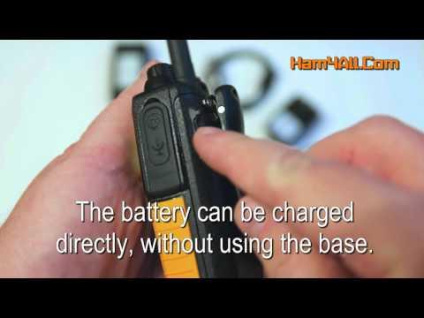SainSonic RST 599 VHF/UHF Two-Way HAM Radio
