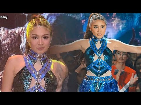 Finally, Nadine Lustre's prod number on ASAP. May 13,2018