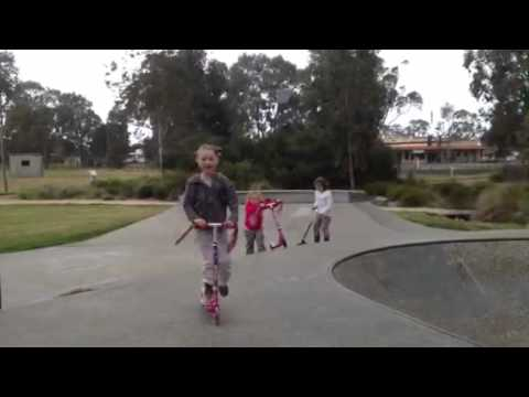 Lucy belle Bradley Milly roxy & Tay at the heyfield skate park , Sunday 13 may 2012, mothers...