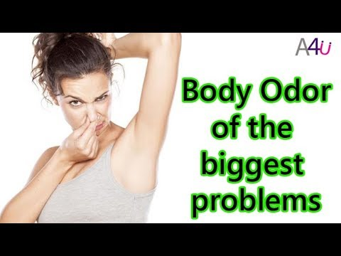 How To Get Rid of Body Odor By All For You