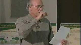 Pest control training pt 1