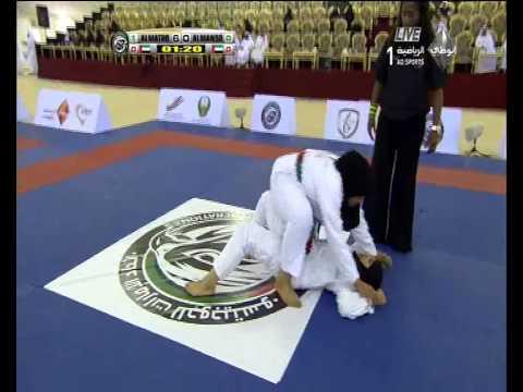 big girls jiu jitsu -ABU DHABI 2013