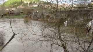 Crecidas del Nela, Jerea y Ebro