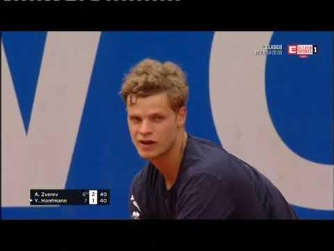 Alexander Zverev - Yannick Hanfmann_2r. BMW Open-2018_part-02a