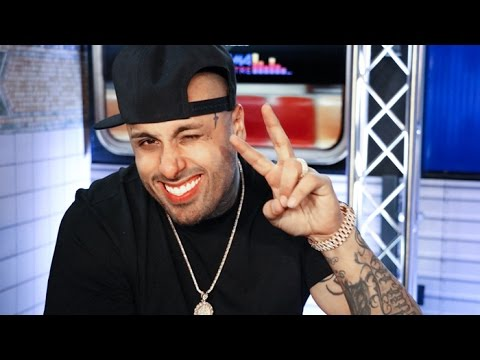 Nicky Jam In Studio with The Shoboy Show