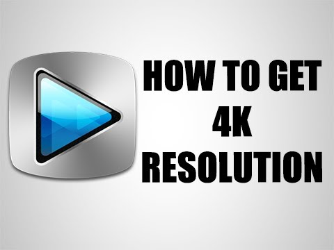 How To Get 4K Resolution In Sony Vegas Pro For YouTube