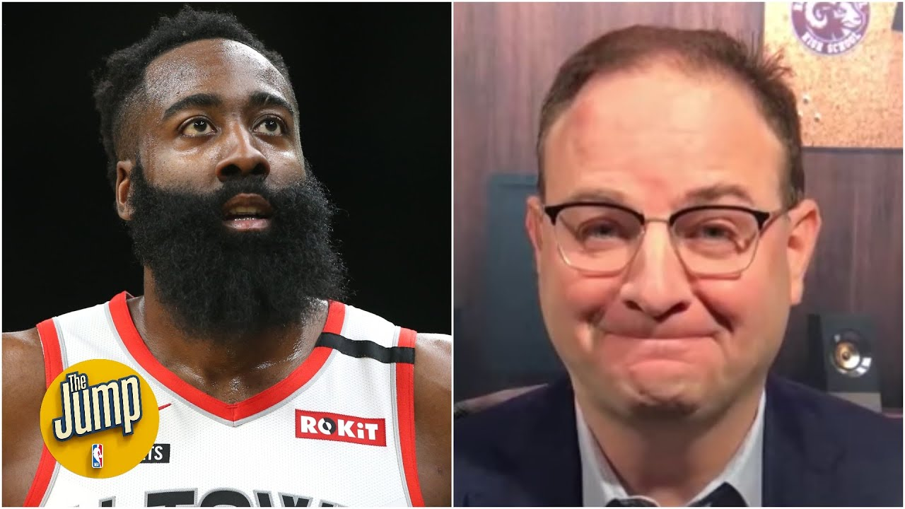 Woj on the NBA investigation into James Harden club video | The Jump