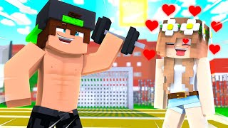 MY LITTLE SISTER'S NEW CRUSH! Fame High EP2 (Minecraft Roleplay)