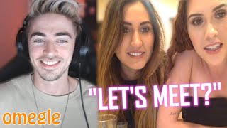 ARRANGING A REAL DATE ON OMEGLE
