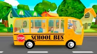 Мультик про школу МАКС собирается в школу Малыши Веселятся в парке Интересная Игра для детей School