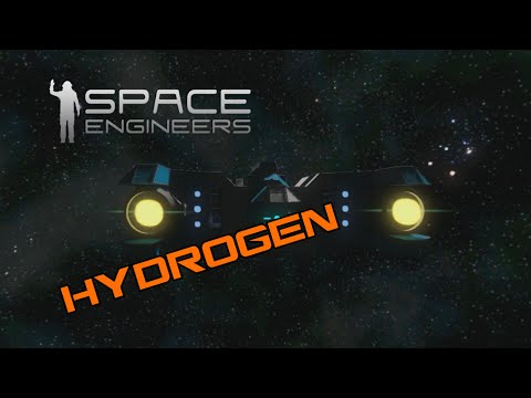 Space Engineers| Update 1.105: HYDROGEN IS BORN!