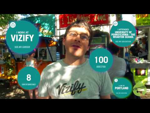 Vizify Explained by Todd Silverstein