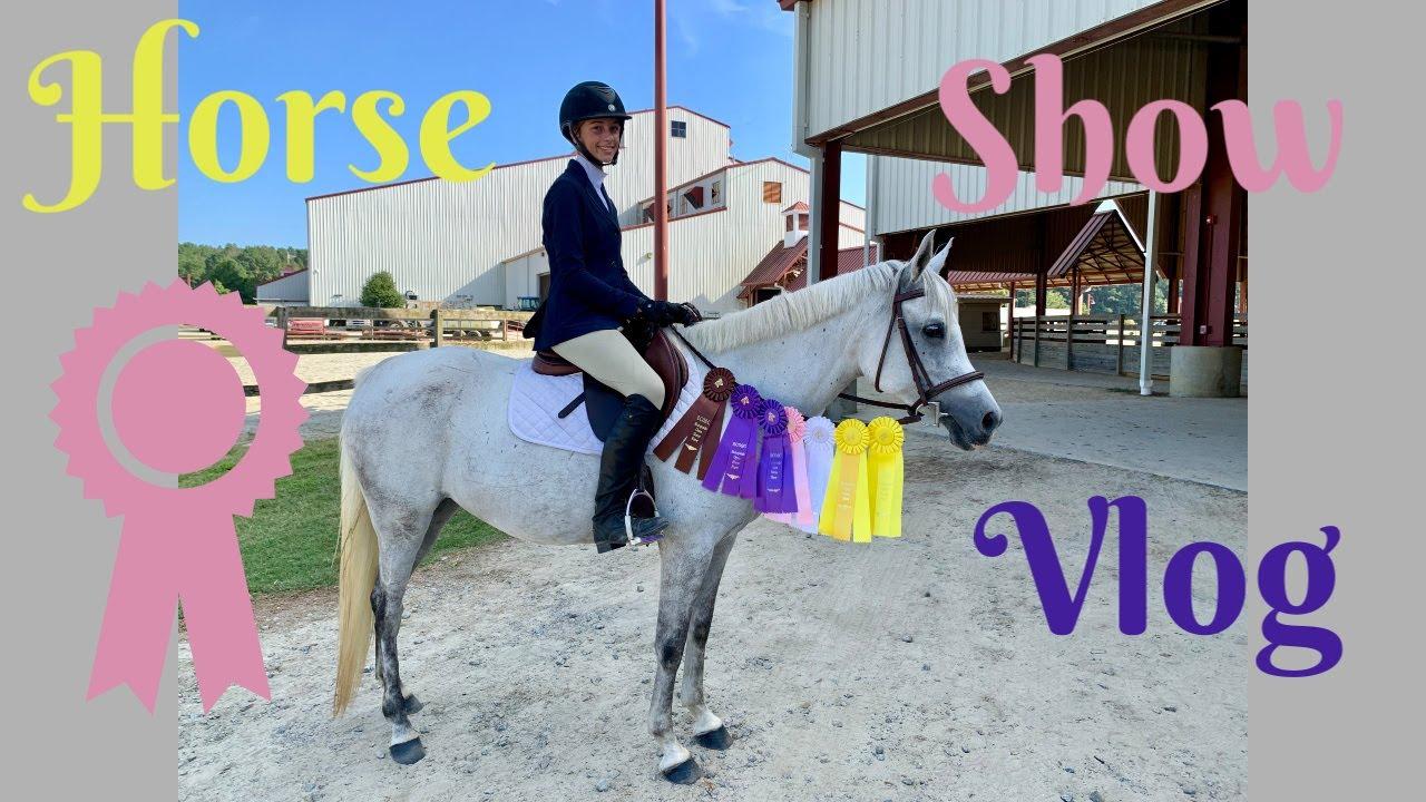 Horse Show Vlog