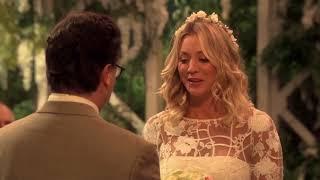 Leonard y Penny se casan por segunda vez la teoria del big bang
