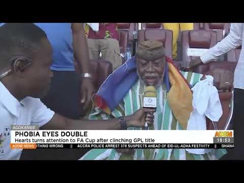 Agokansie - Adom TV News (19-7-21)