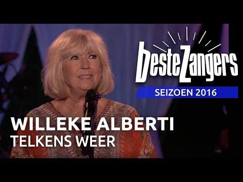 Willeke Alberti - Telkens weer | Beste Zangers 2016