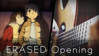Re:Re: - Boku dake ga Inai Machi OP (Acoustic Guitar) (ERASED)【Tabs】