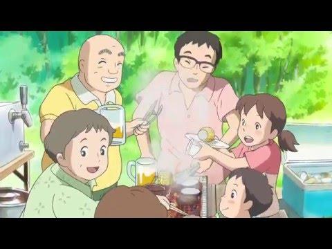 【アニメCM】  JR西日本サマートレイン STUDIO PONOC