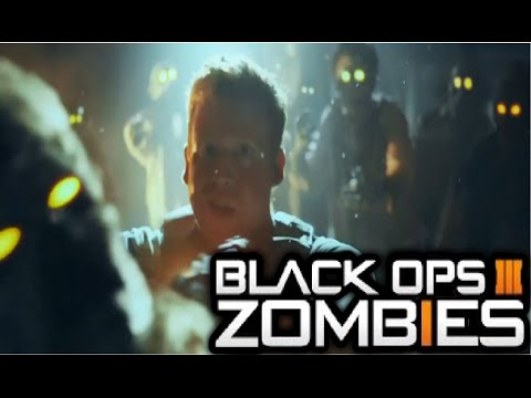 Call Of Duty Black Ops 3 Live Action Trailer PS4 XBOX ONE ...