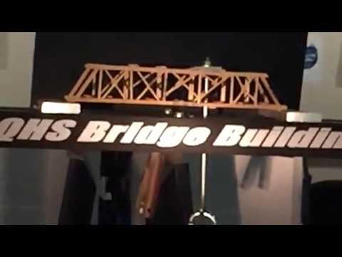 2015 Bridge Building Squalicum high school