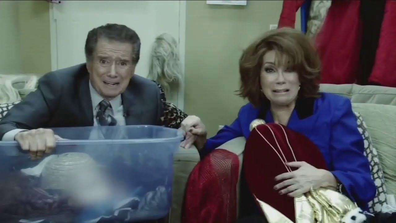 Download Regis Farewell Special: Regis and Kathie Lee Return for Live's Halloween Show