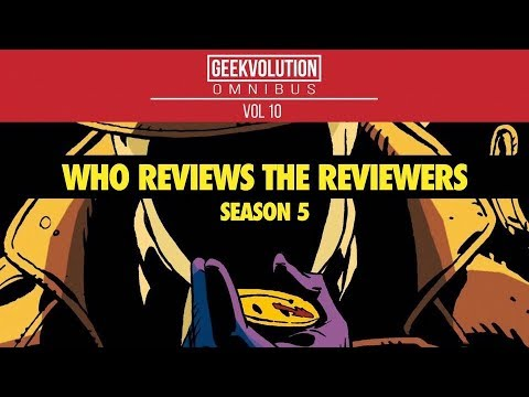 Who Reviews the Reviewers S5 Round 1