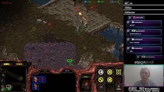 StarCraft 1x1 ranked