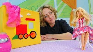 Die Wunderbox - Barbie braucht ein Ballkleid - Spielzeugvideo für Kinder