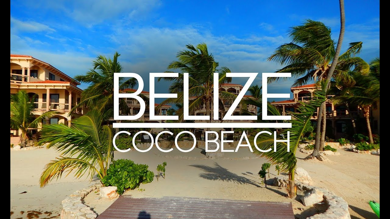 Coco Beach Belize Resort