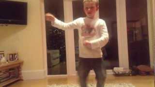 Ben's Gangnam Style Dance