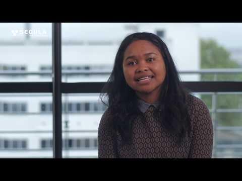 Naly, doctorante en génie énergétique sur le projet Remora - SEGULA Technologies