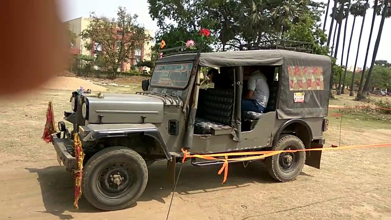 Bihar Police Driver Test Youtube Jeep Kes Diagram