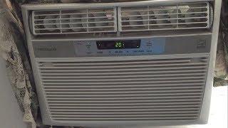 2016 Frigidaire 10,000BTU Window air conditioner