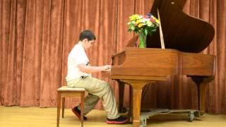 Benjamin Rivergarden 2013 -  Blues a la Mode