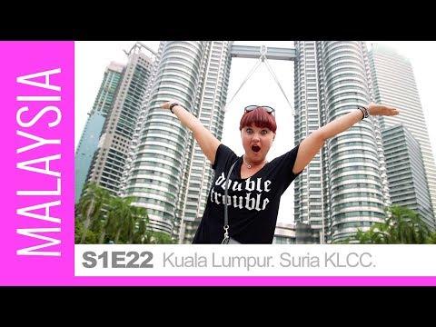 HELLO KUALA LUMPUR! - First look at Petronas Twin Towers & Suria KLCC in Malaysia