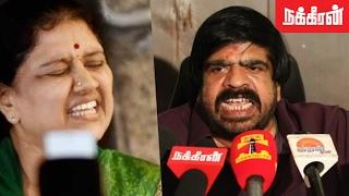 T Rajendar About Sasikala Convicted In DA Case